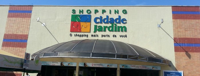 Shopping Cidade Jardim is one of Shopping.