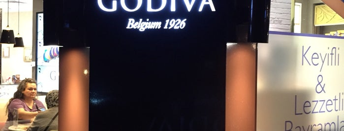 Godiva is one of The 15 Best Places for a Baklava in Istanbul.