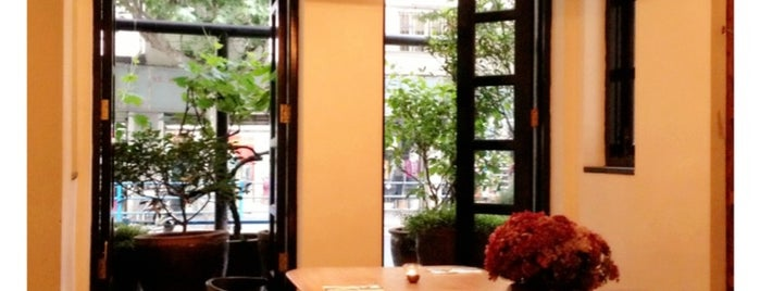 La Strada Pizzeria is one of Shanghai list of to-dos.