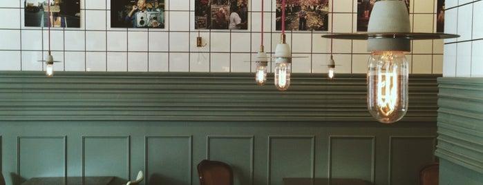 Kaffeverket is one of #ThirdWaveWichteln Coffee Places.