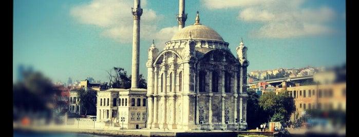 Büyük Mecidiye Camii is one of İstanbul Avrupa Yakası #2 🍁🍃.