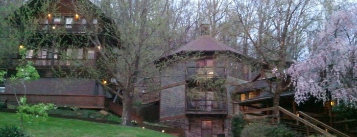 Guesthouse at Lost River is one of Wild and Wonderful West Virginia.