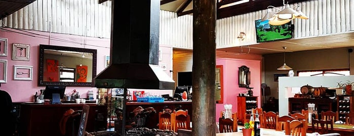 Zucchini Restaurant is one of Todo.