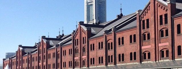 横浜赤レンガ倉庫 is one of Yokohama.