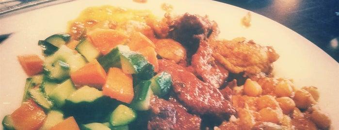 Darshana's Curry And Tea House is one of Halal Food.
