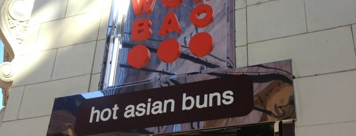 Wow Bao - Michigan Ave is one of South Loop Summer Eats.