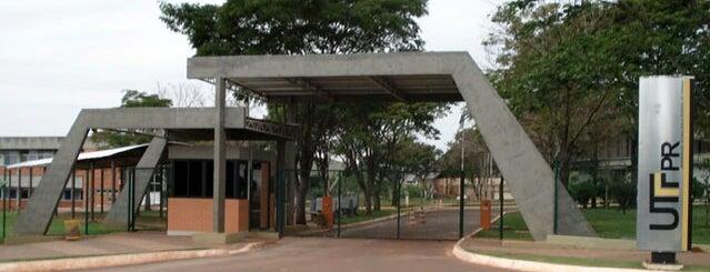 Universidade Tecnológica Federal do Paraná is one of UTFPR.