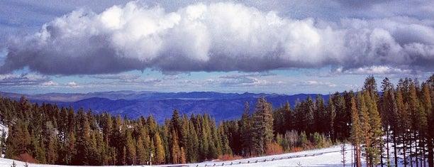 Mt. Rose - Ski Tahoe is one of Top Ski Areas in Tahoe.