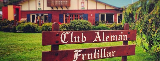 Club Alemán de Frutillar is one of Restaurantes.