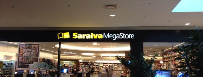 Saraiva Megastore is one of Preferidos São Paulo.