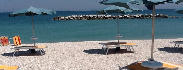 Spiaggia dei Gabbiani is one of Beach.