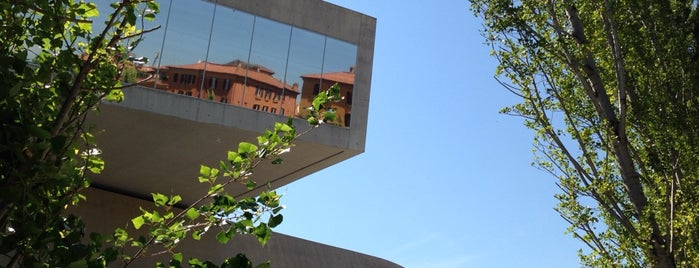 MAXXI Museo Nazionale delle Arti del XXI Secolo is one of Night of Museums in Rome - May '14.