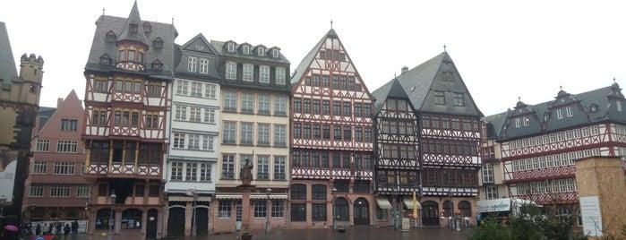 Römerberg is one of Guide to Frankfurt's best spots.