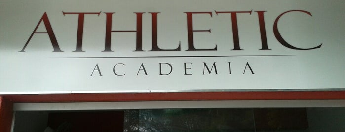 Academia Athletic is one of lista.
