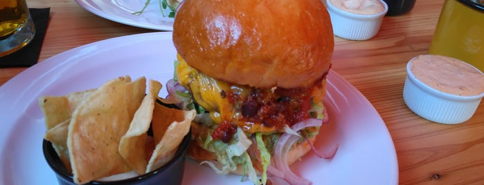 Hillbilly is one of The 15 Best Places for Burgers in Prague.