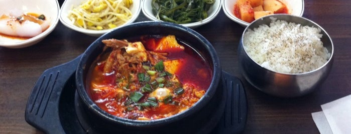 JinMi Korean Restaurant is one of The 15 Best Places for Tofu in Plano.