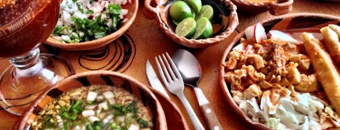 Las Ahogadas De Jalisco is one of Comida.