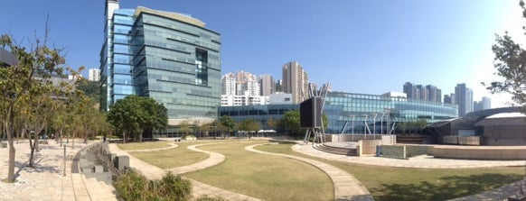 Cyberport is one of Cowork Spaces in HK.