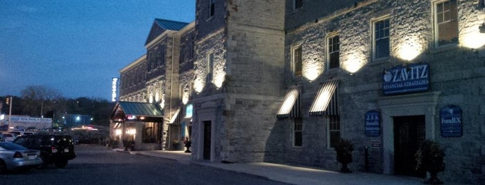 Johnny Rocco's is one of Jake's Picks - Restaurants of Niagara.