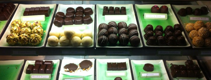 Kee's Chocolate is one of USA NYC MAN Midtown West.