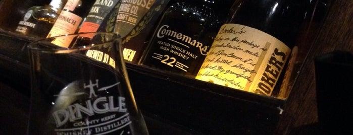Dingle Whiskey Bar is one of Dublin.