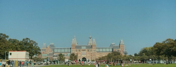 Museumplein is one of Amsterdã, Holanda.
