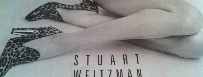 Stuart Weitzman is one of ... lo voglio!!!.