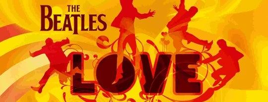 The Beatles LOVE (Cirque du Soleil) is one of O Melhor do Mundo.