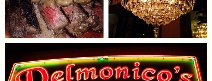 Delmonicos Italian Steakhouse is one of O Melhor do Mundo.
