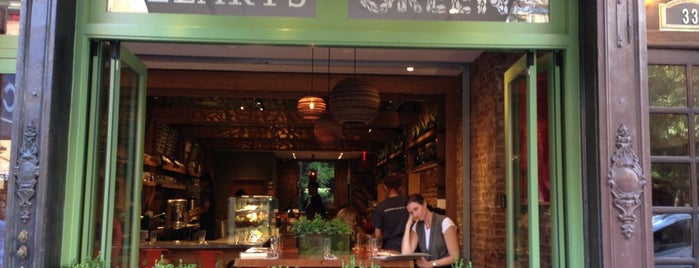 Ellary's Greens is one of NYC (-23rd): RESTAURANTS to try.