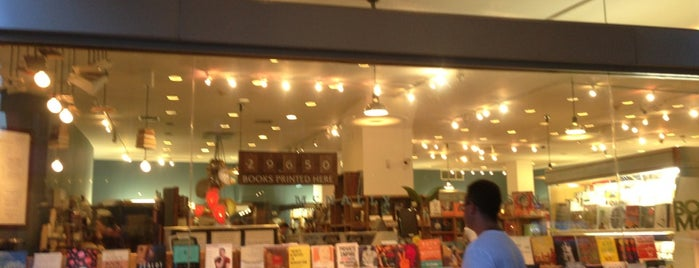 McNally Jackson Books is one of Venues with free Wi-Fi in NYC.