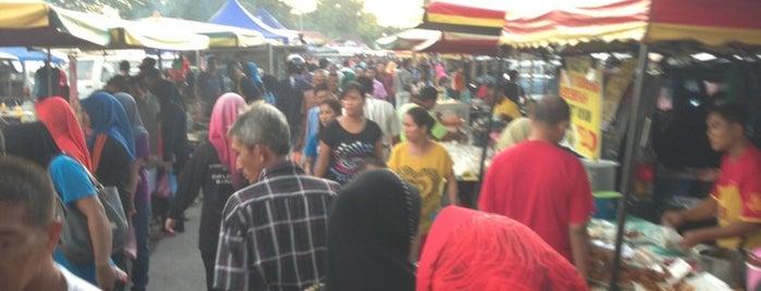 Pasar Malam Arau (Tmn Intan) is one of Makan @ Utara #7.