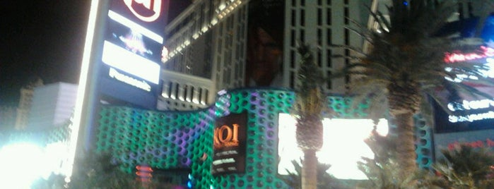 Planet Hollywood Resort & Casino Pool is one of The 15 Best Hotel Pools in Las Vegas.
