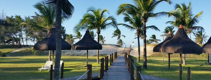Vila Galé Cumbuco is one of Pousadas de Charme no Ceará.