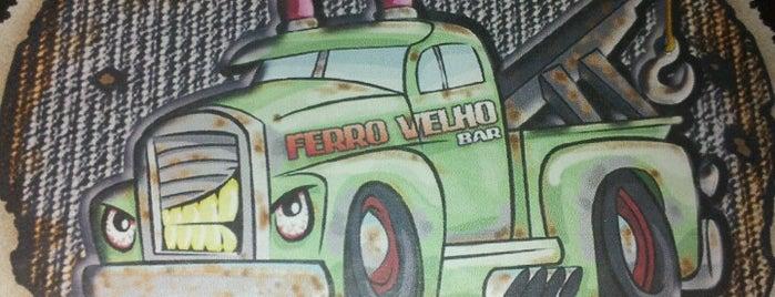 Ferro-Velho is one of Bares & Restaurantes.