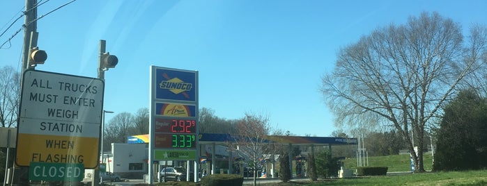 APlus at Sunoco is one of Been there / &0r Go there.