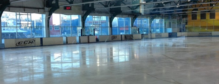 Sky Rink at Chelsea Piers is one of Top Ice Skating Rinks in NYC.
