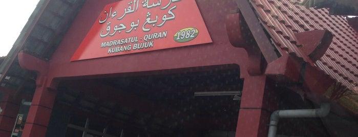 Madrasatul Quran Kubang Bujuk is one of Learning Centers #2.