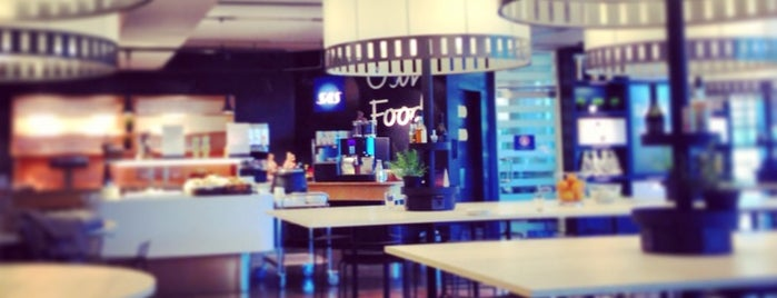 SAS Business/Scandinavian Lounge is one of Airports and hotels I have known.