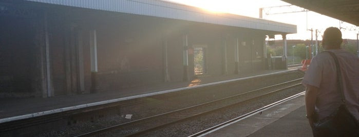 Platform 2 is one of Rail stations.