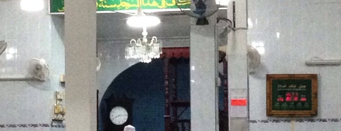 Masjid Riadhussolihin is one of Baitullah : Masjid & Surau.