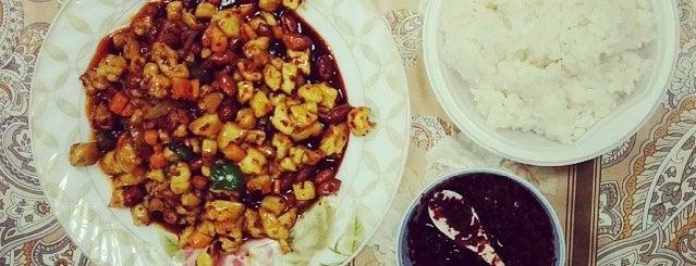 Чуфальня / Китайская кухня / 中国餐厅 is one of Восточная кухня | Eastern Diner.