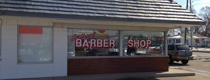 Southport Rd Barber Shop is one of Favorite Spots.