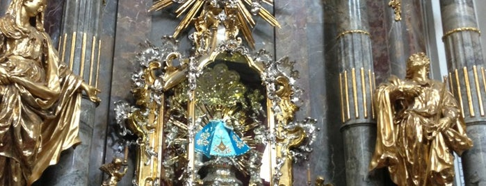 The Infant Jesus of Prague is one of прага.