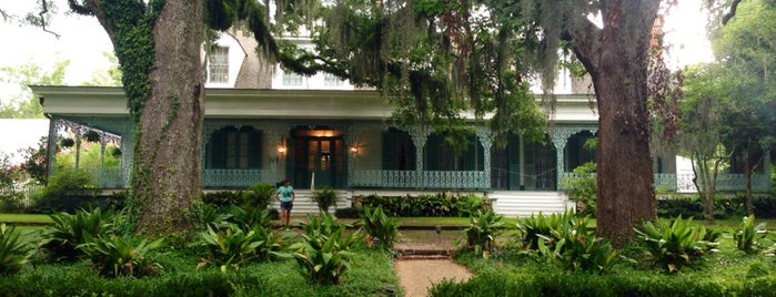 The Myrtles Plantation is one of New Orleans.