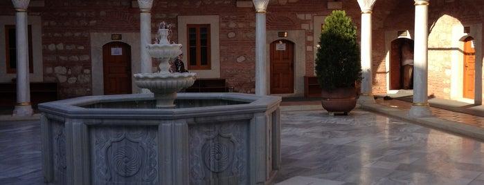 İsmailağa Camii is one of yeni yerler.