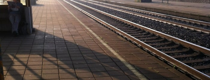 Spoor 2 is one of train stations.