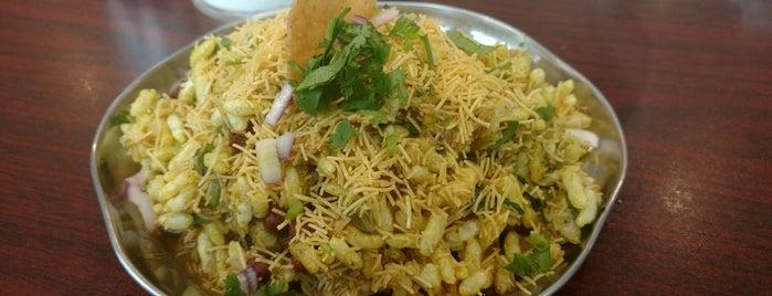 Shiv Sagar Veg Restaurant is one of Houston Press 2012 - 100 Favorite Dishes.