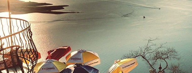 The Oasis on Lake Travis is one of Austin Adventures.