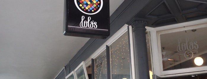 Lola's Café is one of Cape Town.